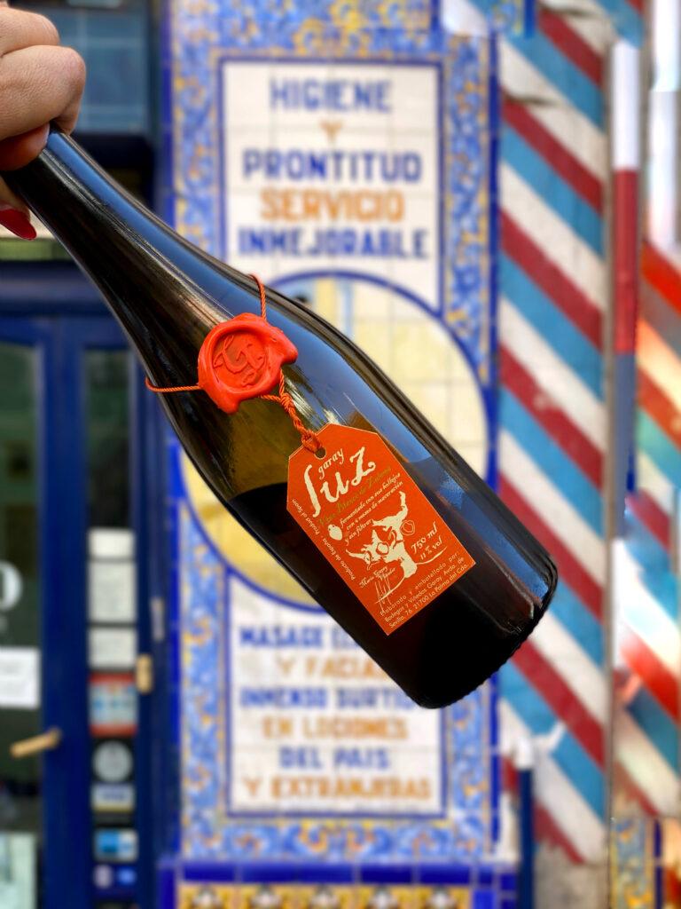 Reservar mesa online en Garage Bar de vinos naturales